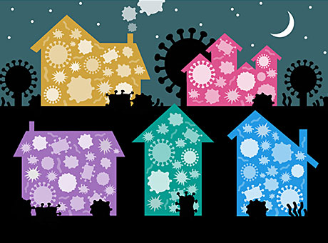 nice homes healthy humans make nice homes for viruses digital outlook