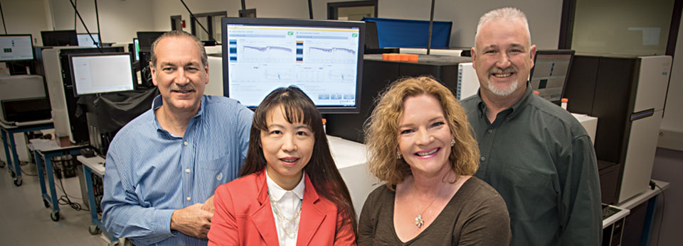 Richard K. Wilson, PhD; Li Ding, PhD; Elaine Mardis, PhD; and Robert Fulton