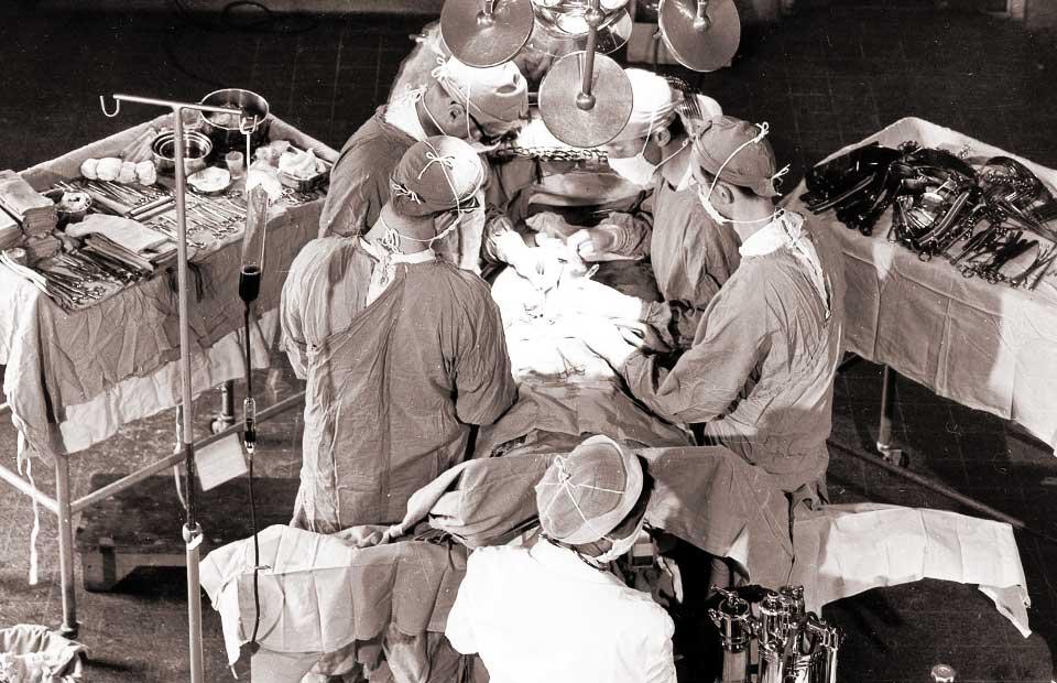 100 Years Of Surgery Digital Outlook