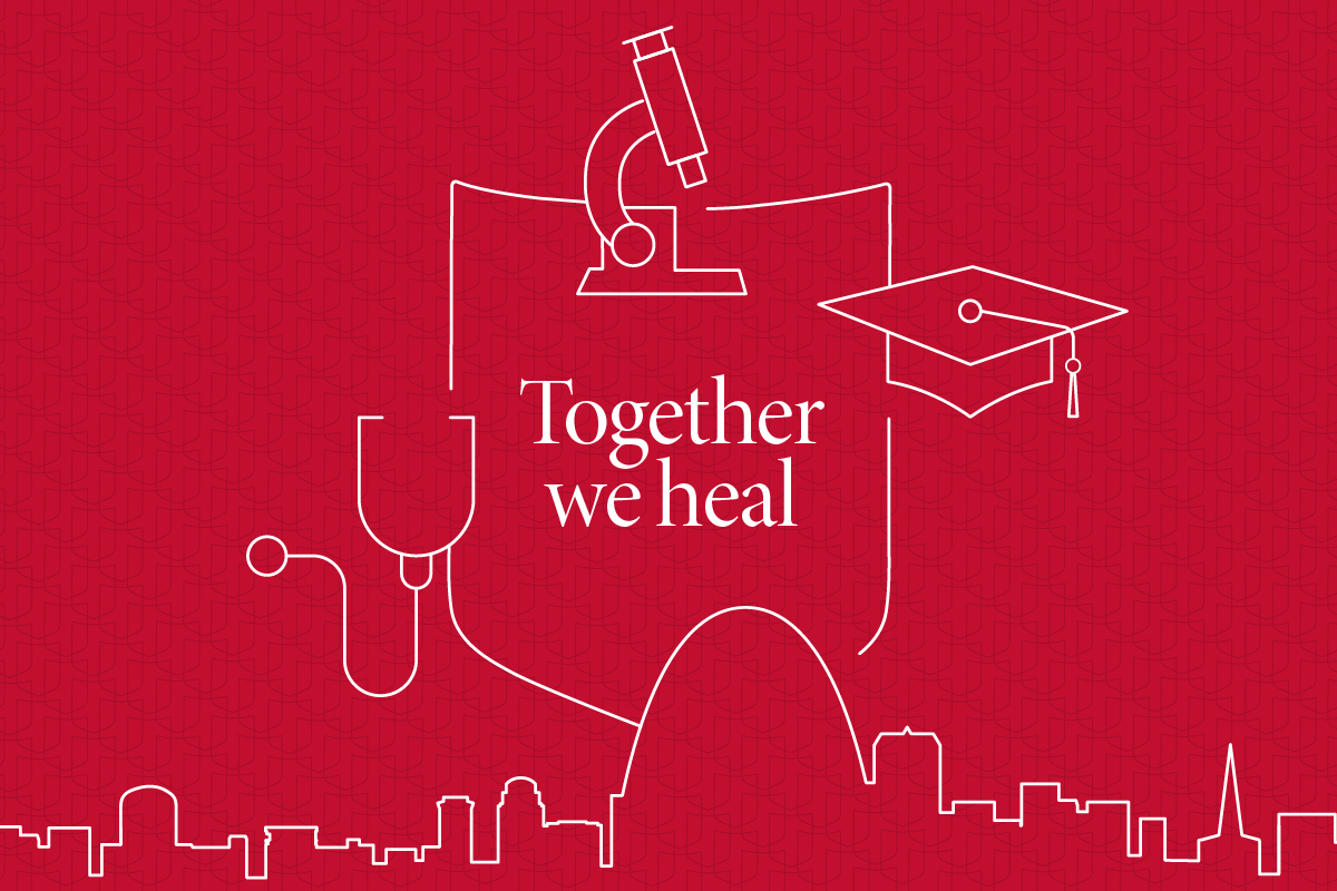 Together, we heal