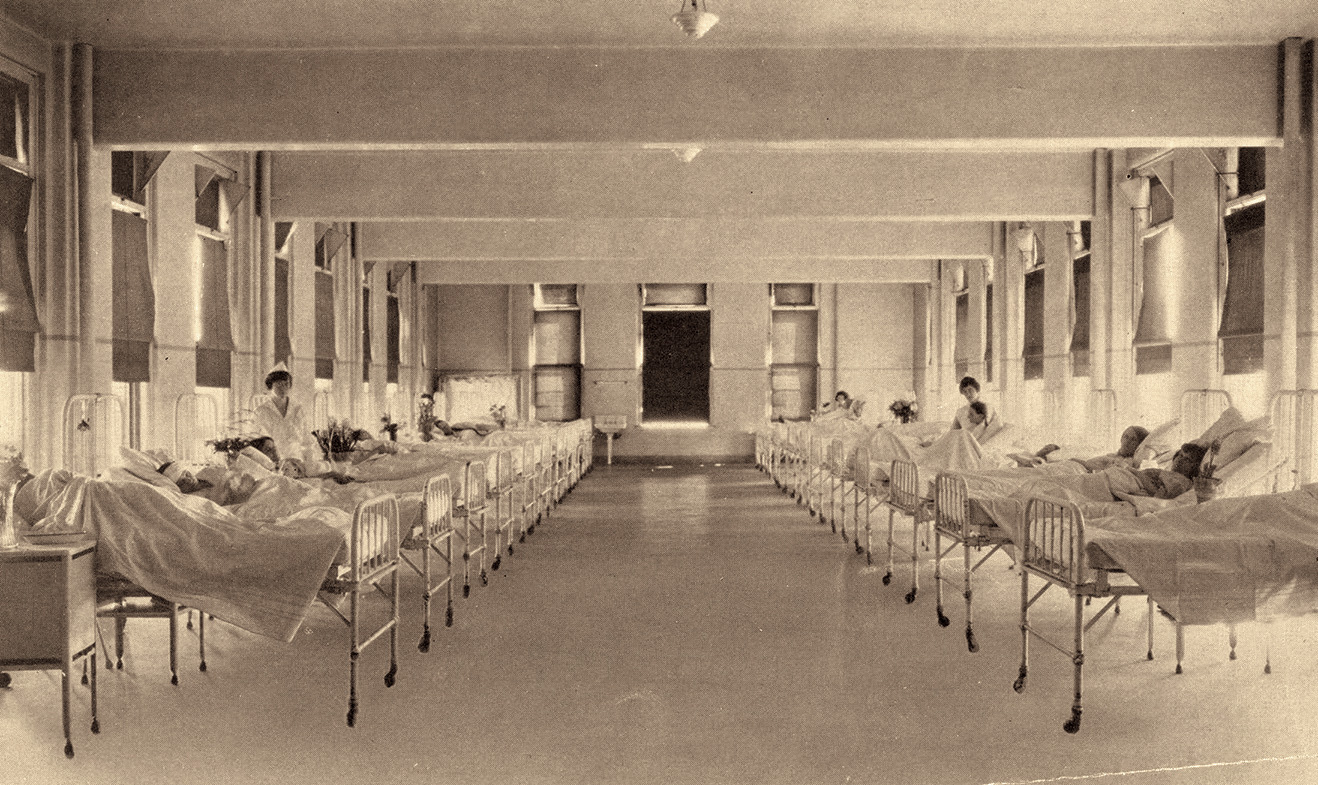 Women's Surgical Ward, 1925.